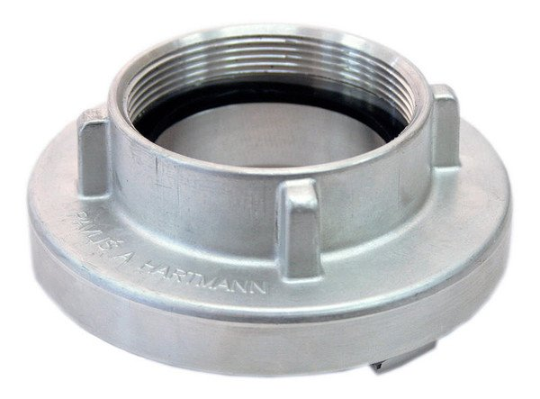Rigid forged fire coupling C52 Al