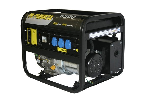Generator PH-PROGRESS 5 500