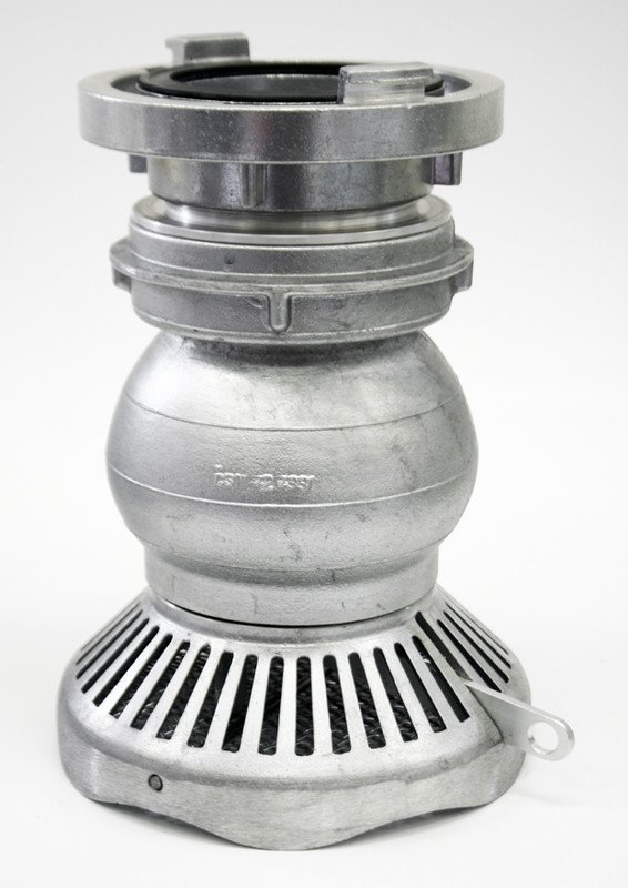 Suction strainer A110 with a flap - coupling A110