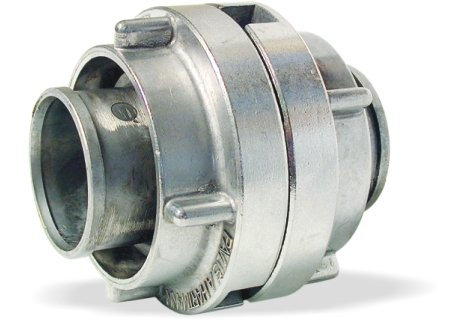 Fire hose coupling C52 Al