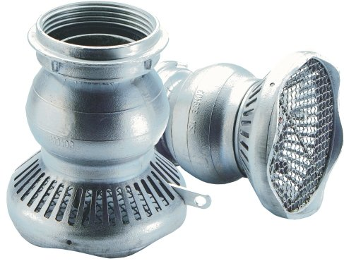 Suction strainer A110 with a float