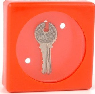 Small key box-plastic