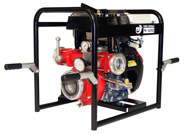 PH-ALFA 2 Fire Fighting Pump
