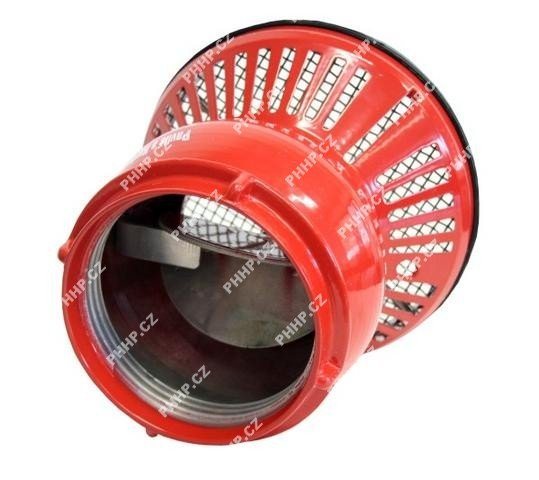 PH - Sport suction strainer with a butterfly valve