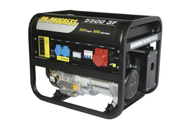 Generator PH-PROGRESS 5 500 3F