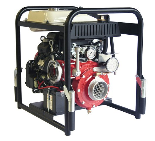 PH-ALFA Fire Fighting Pump