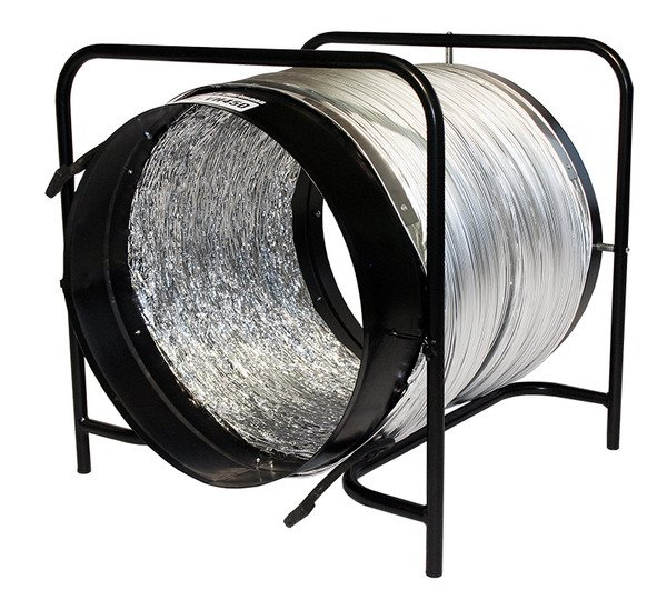 PH - VH 450 Suction and Discharge Hose with a Frame