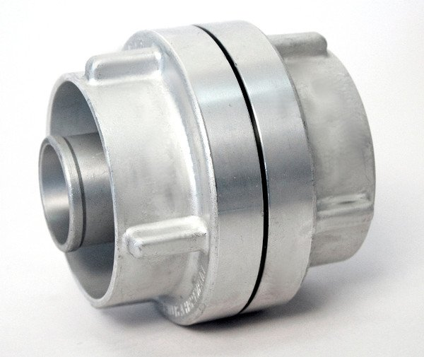 Forged fire hose coupling C38 Al