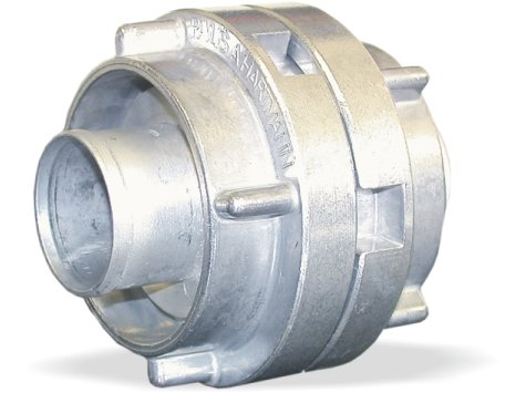 Fire hose coupling C42 Al