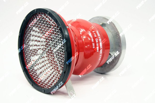 Suction strainer PH with a butterfly flap - coupling A110